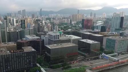 香港和深圳仅隔着一条河, 却是不一样的画面, 你去过吗?