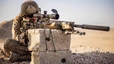 3450米一枪击中, 子弹音速飞行10秒, 狙击手创世界最远狙击记录