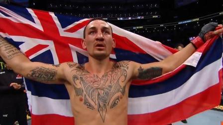 UFC231霍洛威:谁还不服 站出来