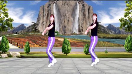 广场舞《闯天涯DJ》动感的旋律, 歌醉舞好看!