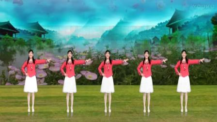 阿娜广场舞 光头强 正面 恰恰64步 惠州原创
