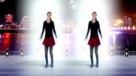 点击观看《最新动感DJ版广场舞《闯码头》简单32步, 即简单又好看!》