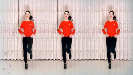 点击观看《驿城微笑广场舞 自由步 蹦蹦蹦 节奏感强自由跳起来想不瘦都难》