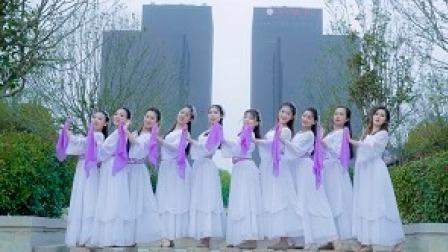 点击观看《香蜜电视剧主题曲 情霜 编排成超唯美的古典舞》