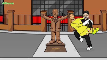 动画恶搞利物浦1-0欧冠出线 克洛普要给阿利松塑