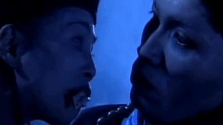 林正英经典女子扮尸王抓英叔, 却不知真正的尸王