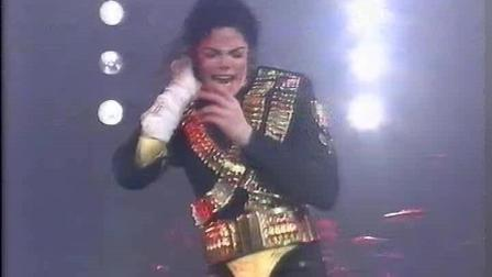 【迈克尔·杰克逊】边跳如此高强度的舞蹈还能边唱这么好听的歌