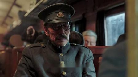 张作霖钻下水道逃命,差点被奸人所害,立马伪装上火车赶紧回家!