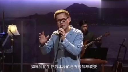 罗大佑的情歌不输李宗盛, 一首《穿过你黑发我的手》太经典了