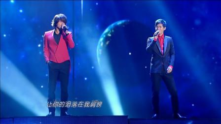 F4再聚首演绎《流星雨》, 现场几乎失控, 唱出了多少人的青春回忆