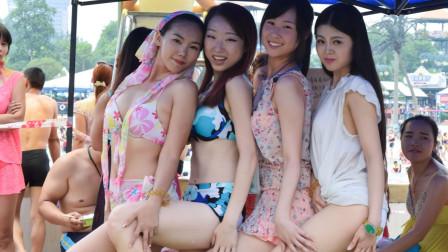 福利T台日本美女带你挑选适合的内衣泳装