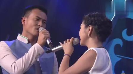 何洁与赫子铭合唱《经过》, 曾经多相爱的人也成了彼此的经过!