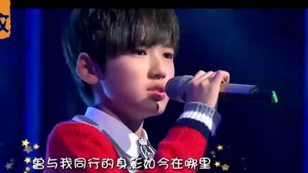 不善言表的内向少年, 一开嗓演唱《夜空中最亮的星》田震意外至极