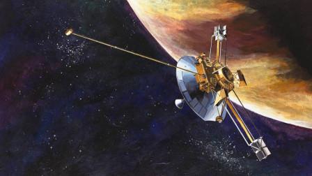 """科学界难以解释的现象: 两艘飞船在太阳系边缘飞行, 遇""""怪事"""""""