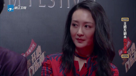 王鸥带自导作品参加开心电影节, 因为早餐, 至演员痛苦流涕