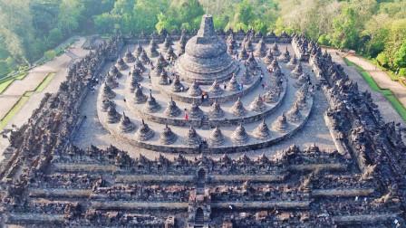 世界上最大的佛教遗址, 505尊佛像栩栩如生, 与我国的长城齐名!