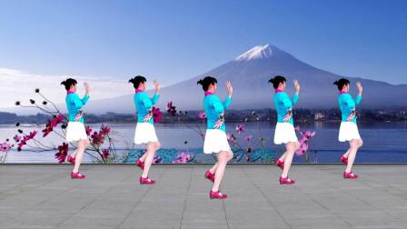点击观看《益馨广场舞《家乡美》 简单的入门16步广场舞》