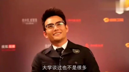 """王凱專訪: 女神被稱為""""男神收割機"""", 王凱表示大學戀愛沒有遺憾"""