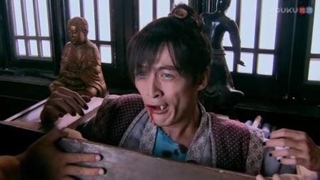 仙剑奇侠传三:景天为了不咬无辜的人,忍痛将自己的毒牙拔掉