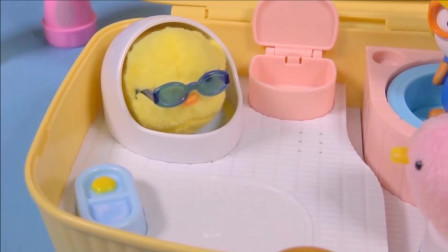 儿童益智玩具: 鸟宝宝的趣味小窝