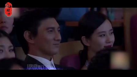 我天! 杨钰莹精心打扮在登台只为唱这首歌, 台下男明星都看愣了