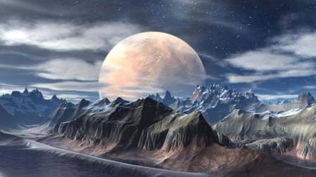 月球也有山, 最高的比珠峰还高, 造起来只要几分钟!