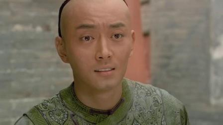 甄嬛传:果郡王边疆归来,等来的却是甄嬛入宫的消息,真是虐心