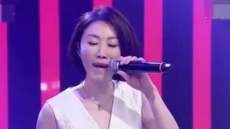 时隔多年, 李翊君再次登台演唱经典成名曲, 还是那么的感人, 听哭了