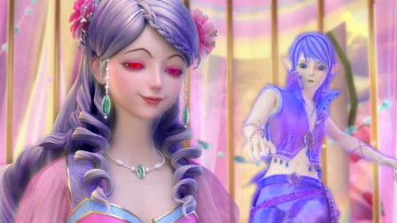 精灵梦叶罗丽第7季: 灵公主终于露出真正面目, 水王子被她算计!
