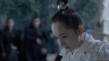 《三生三世十里桃花》听到翼族想投降,杨幂这眼神很到位
