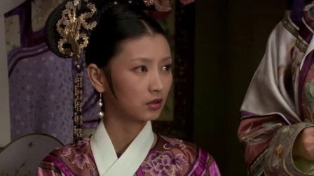 甄嬛传:沈眉庄有怀孕的迹象,曹贵人却在背后笑得奸诈!