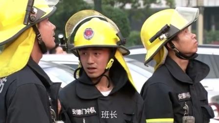 女特种兵去公司找母亲被拦着,直接爬墙上楼,还把消防员都招来了