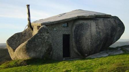它被称为世界上最美的石头建筑, 没想到里面竟然可以住人