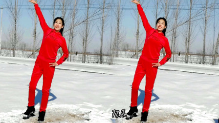 点击观看《阿采广场舞 2019《新年一起旺》您要永远旺, 入门32步广场舞简单好跳》