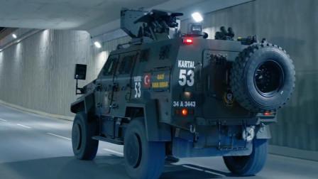 恐怖分子滥杀无辜, 土耳其战狼部队紧急出动, 最新军事大作