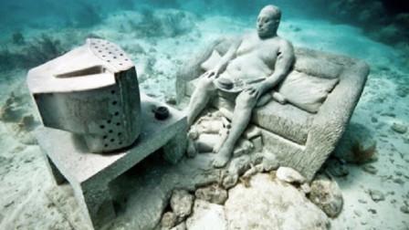 不可思议的3个海底未解之谜! 真实存在的, 科学界至今无法解释
