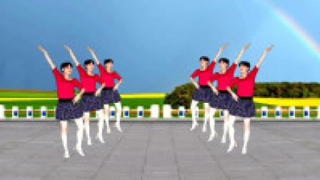 ¡¶小苹果¡· 热门广场舞曲 步子简单易学