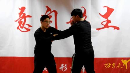 内家拳的精妙之处, 刚在他力前, 柔在他力后, 传统武术实战能力爆表