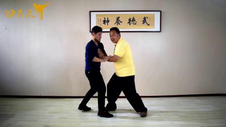 内家拳真正的实战技法, 如何化解对方力量? 传统武术教学