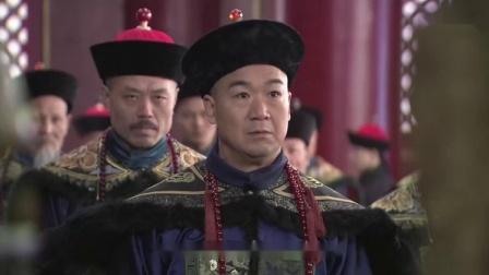 皇上拿幅画想离间纪晓岚和珅,不料两人竟互相谦让起来,皇上懵了
