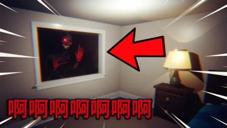 【纸鱼】我家窗户外面趴着一只可怕的怪物, 我现在该怎么办?
