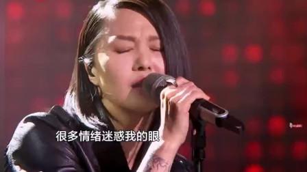 谭维维倾力演唱《地狱就是天堂》, 展现完美高音惊艳全场!