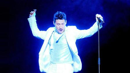 张学友《吻别》全场聆听, 舞台再大也只有一个歌手, 歌神巅峰!