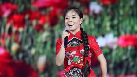 王二妮意境超美的一首歌, 歌声清脆悦耳, 一开口就把我的心都融化了