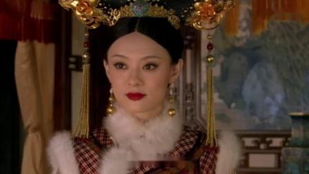 甄嬛传:甄嬛当上贵妃,皇上赏赐协理六宫之权,皇后出言训诫