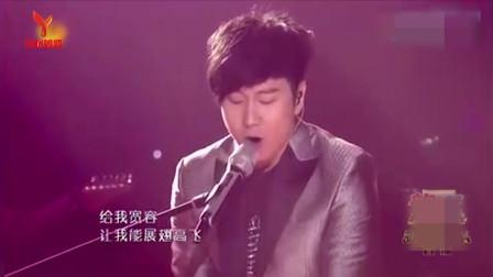 张杰和林俊杰合唱歌曲, 整个现场都被嗨爆了 观众都疯狂了起来