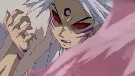 犬夜叉: 人类要阻止玲和杀殿在一起, 杀生丸大人发怒了!