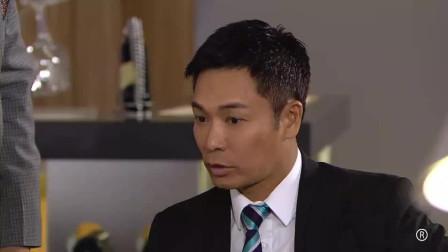 《忠奸人》郭晋安杜以铿这段对手戏, 可以说是整部电视剧的灵魂