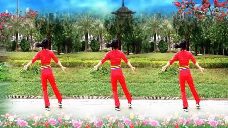 点击观看《优柔广场舞原创网红动感舞32步《干就完了》附背面演示和分解》