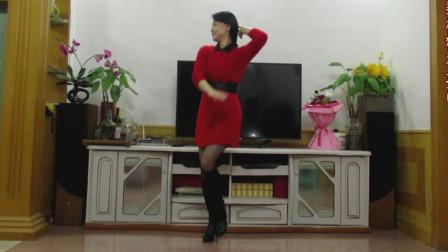 点击观看《霞彩飞扬广场舞 无奈的思绪 中年阿姨爱跳广场舞》